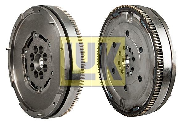 Dual Mass Flywheel DMF fits MAZDA 6 2.2D 2012 on LuK SH0116610 Quality New