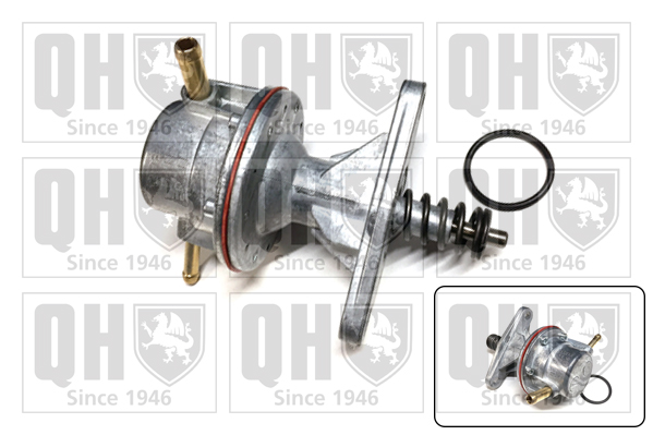 OPEL REKORD E 1.9 Fuel Pump 77 to 82 19N QH 1800218 25061450 25061467 816035 New