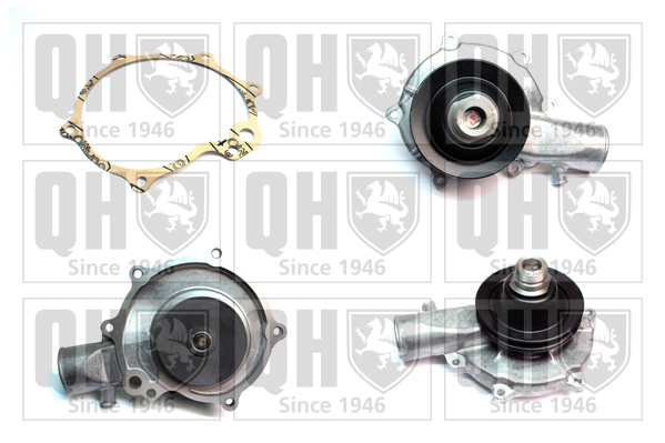 OPEL MANTA B 2.0 Water Pump 77 to 88 Coolant FirstLine 1334097 90156532 90007451