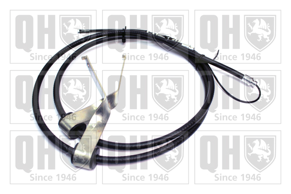 FORD TRANSIT 2.5D Handbrake Cable Rear 91 to 00 Hand Brake Parking QH 6658707