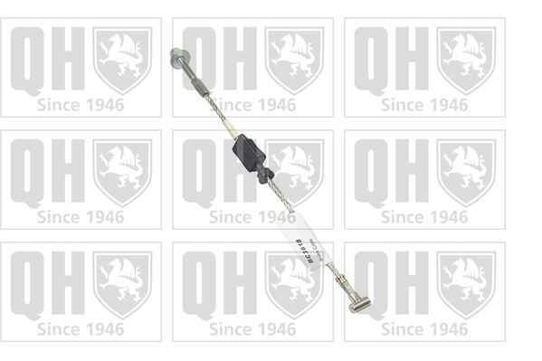 FORD FIESTA Mk5 Handbrake Cable Centre 1.4 1.4D 02 to 09 Hand Brake Parking New