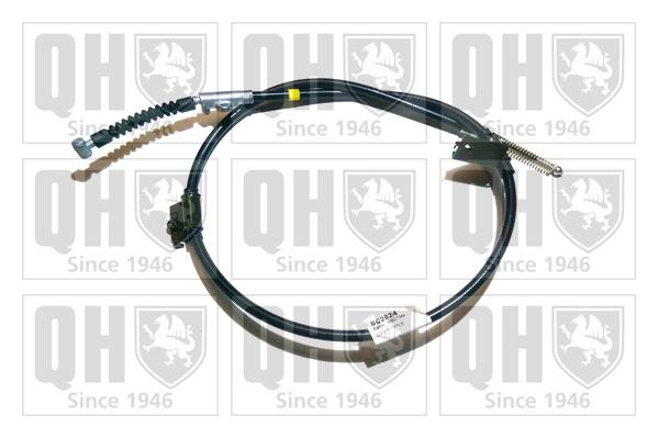 Genuine QH Brake Cable Rear Replacement Braking Linkage Fits Audi SEAT Skoda VW