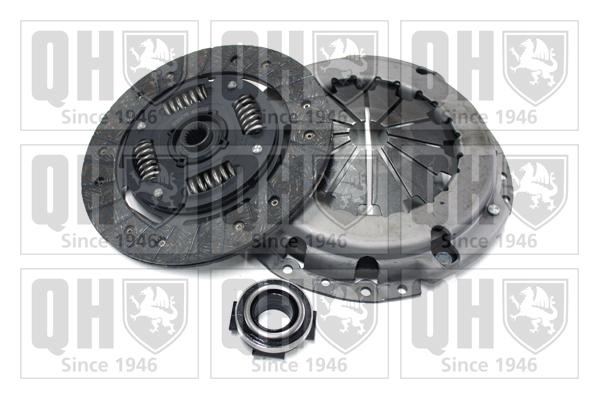 Borg /& Beck HK6747 Clutch Kit 3-in-1