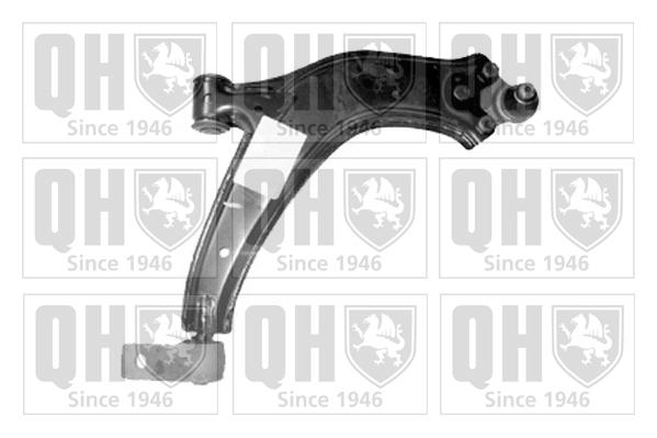 Wishbone Suspension Arm QSA1006S Quinton Hazell Track Control 895407147 New