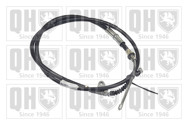 Handbrake Cable fits TOYOTA AVENSIS AT221 1.8 Rear Right 97 to 00 435482RMP QH