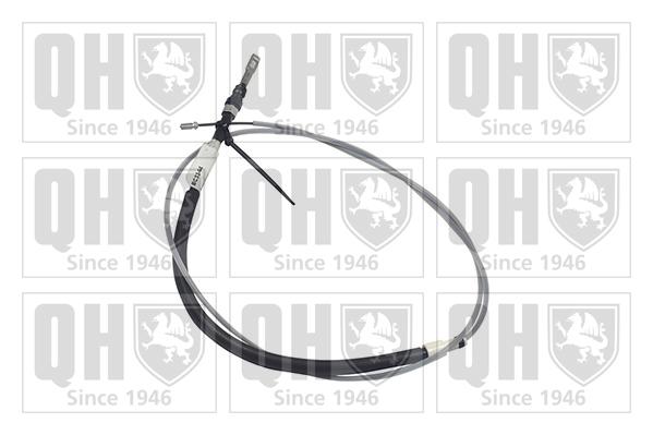Handbrake Cable BKB2396 Borg /& Beck Hand Brake Parking 4745R5 Quality New