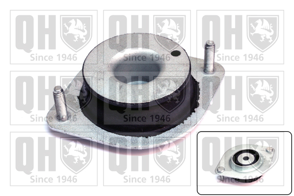 Left 90 to 98 Mounting QH RENAULT CLIO 1.2 Engine Gearbox Mount Rear Upper