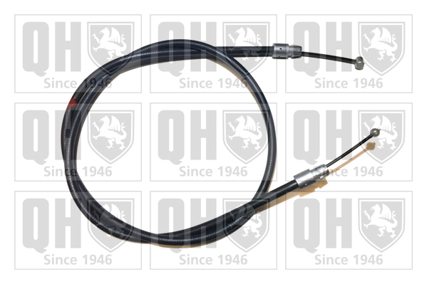 Genuine Qh Brake Cable Right Rear Replacement Braking Linkage Part Fit Audi