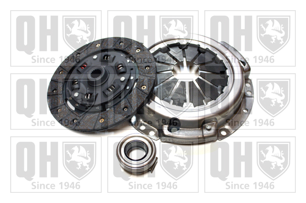Clutch Kit 3pc Cover+Plate+Releaser fits SUZUKI IGNIS RM413 1.3 2003 on M13A