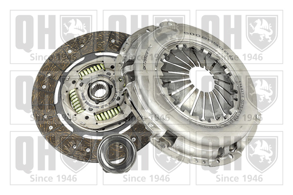 LDV CONVOY 2.4D Solid Flywheel Clutch Conversion Kit 02 to 09 Set B/&B Quality