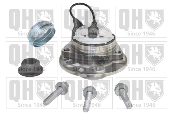OPEL VECTRA C 1.8 Wheel Bearing Kit Front 02 to 08 QH 1603143 1603243 1603294