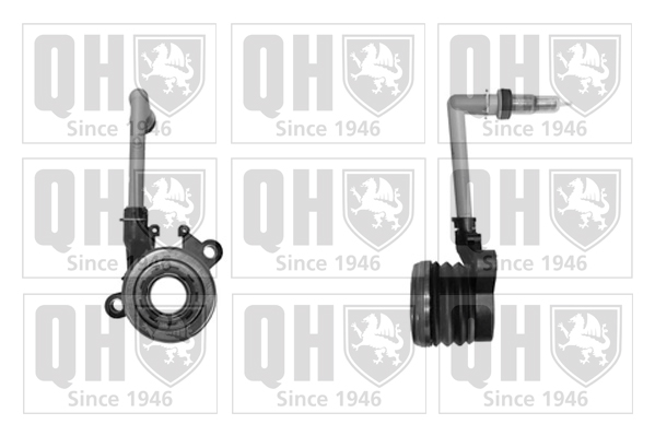Concentric Central Slave Cylinder for NISSAN X-TRAIL 2.0 2.5 07-13 T31 dCi BB
