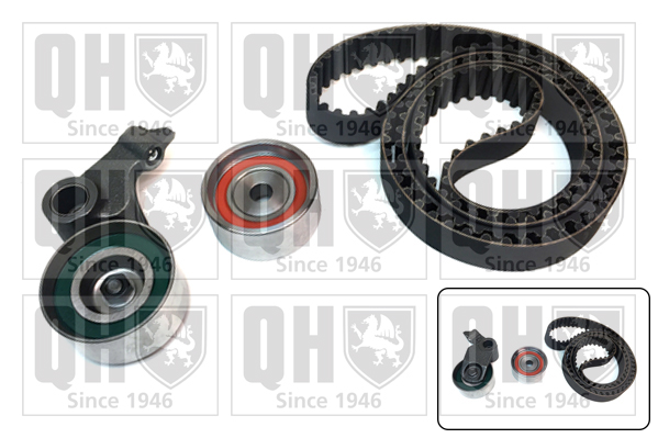 Brake Shoe Fitting Kit fits TOYOTA AVENSIS CLM20 2.0D Rear 01 to 05 1CD-FTV B/&B