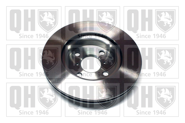 Vented fits TOYOTA YARIS NCP130 1.3 Front 2011 on 23593RMP Pair 2x Brake Discs