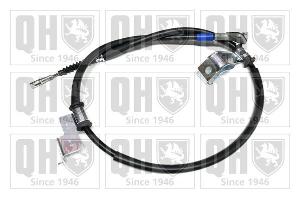 Brake Cable fits HYUNDAI i10 PA 1.0 Rear Right 11 to 17 G3LA Hand Brake QH New