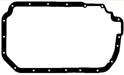 AUDI A6 4B 2.5D Sump Gasket 00 to 05 BGA 059103610B Genuine Quality Replacement