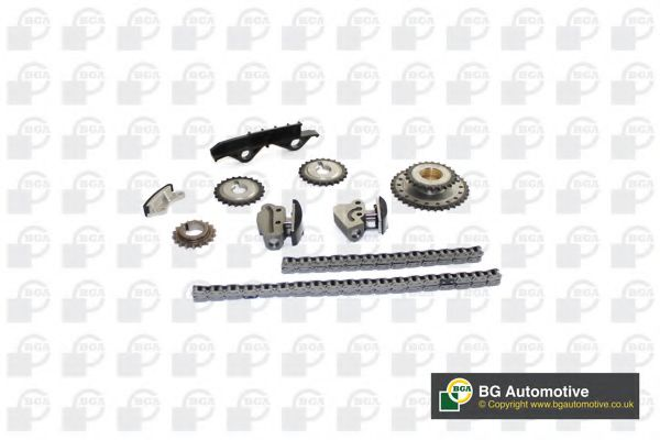 Timing Chain Kit fits NISSAN MICRA K11 1.3 92 to 00 CG13DE BGA 1302141B00 New