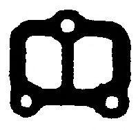 Exhaust Manifold Gasket fits NISSAN BLUEBIRD U11 1.8 Outer 83 to 88 CA18S BGA