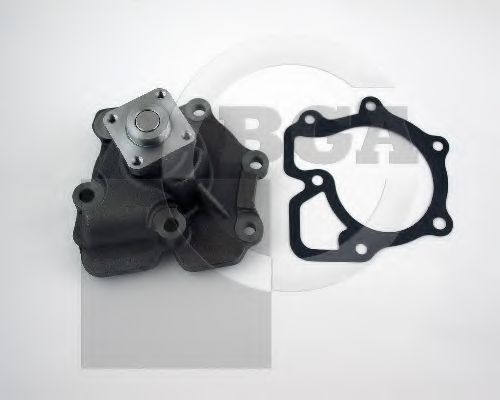 FORD TRANSIT 2.5D Water Pump 85 to 00 Coolant BGA 1233218 5012773 5024545 New
