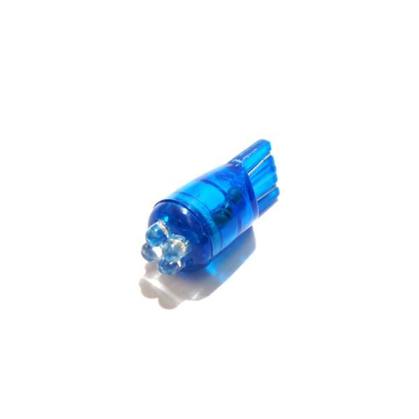 12v 4 led blue led501bt autolamps new. Black Bedroom Furniture Sets. Home Design Ideas