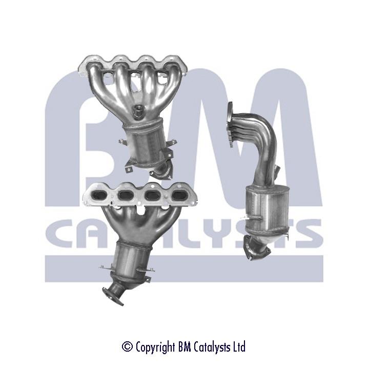 Catalytic Converter Vauxhall Mokka 1.6i 16V 116bhp  12//2012/>   Euro 5+6