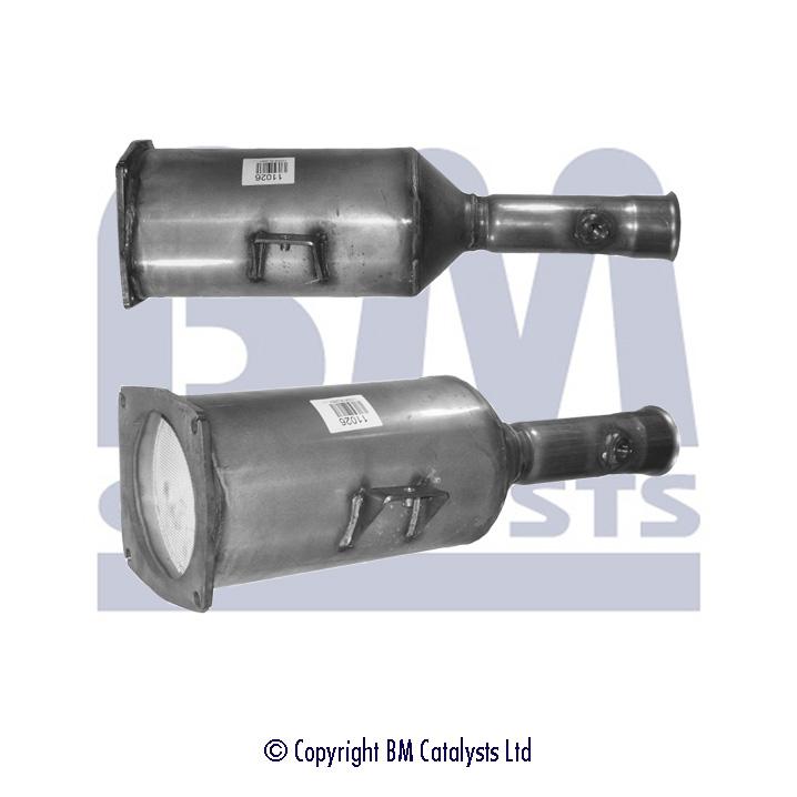 MERCEDES C220 W203 2.2D FILTRO ANTIPARTICOLATO DPF 03 a 07 OM646.963 fuliggine BM