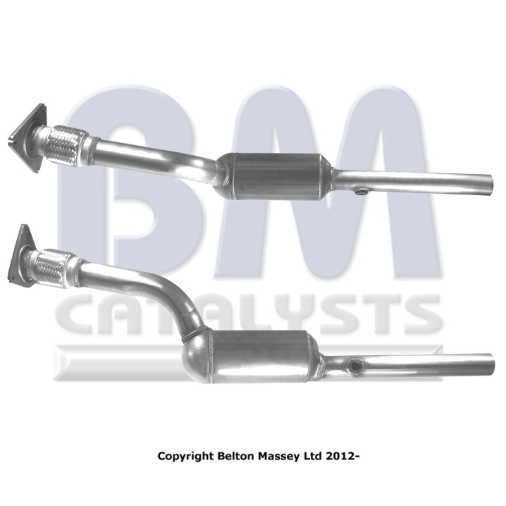 TYPE APPROVED  CATALYTIC CONVERTER  RE6022T