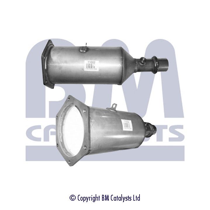 VOLVO V70 MK2 2.4D Diesel Particulate Filter DPF 05 to 08 3842504RMP Soot BM New