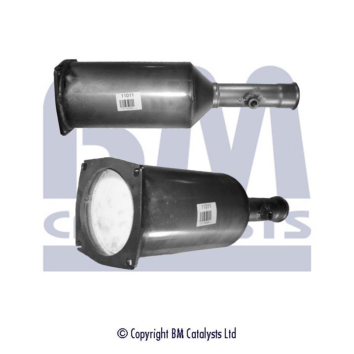 Diesel Particulate Filter DPF BM11011 BM Cats Soot 1731AJ 1731FP 1731KE 1731PW