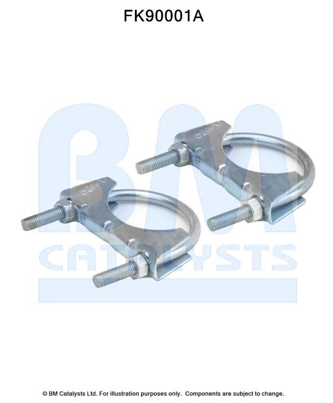 Catalytic Converter BM90001 BM Cats 5083053AA 5083095AA 5083095AB 52017717 New