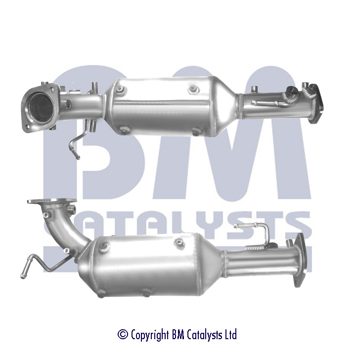 BM DPF Diesel Particulate Filter Exhaust BM11016 BRAND NEW 3 YEAR WARRANTY