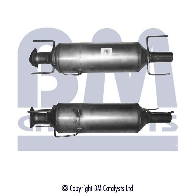 FIAT DOBLO 223 1.3D Diesel Particulate Filter DPF 05 to 10 3939003RMP 199A2.000