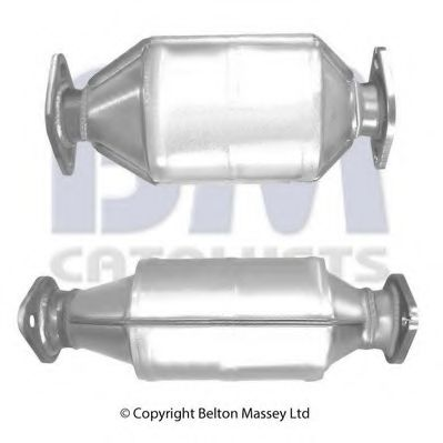 Catalytic Converter Type Approved BM90238H BM Cats Genuine Quality Replacement