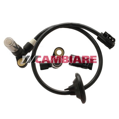 ABS Wheel Speed Sensor VE701177 Cambiare Genuine OE Quality Replacement
