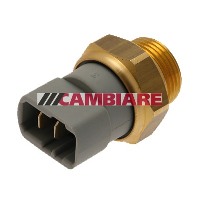 Engine Cooling Radiator Fan Switch VE709111 Cambiare 8942815030 8942815020 Quality Replacement