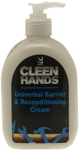 Cleenol Barrier Amp Reconditioning Cream 500ml Dxchupc500