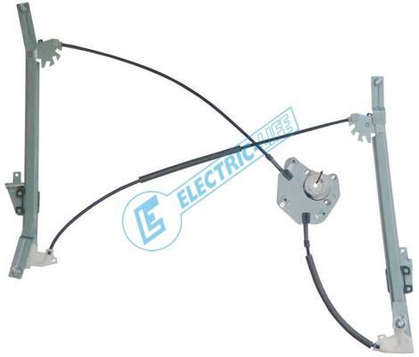 Electric Window Regulator fits TOYOTA IQ 1.4D Right 2009 on 1ND-TV Mechanism New