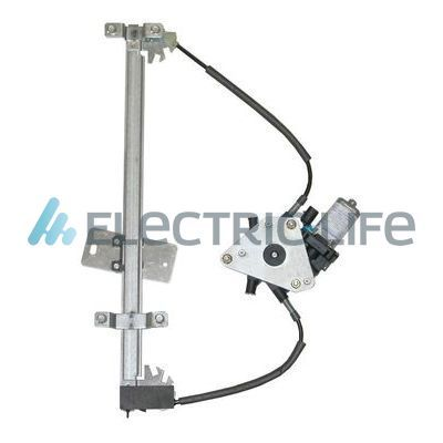 Blue Print ADH21359 Window Regulator without engine pack of one