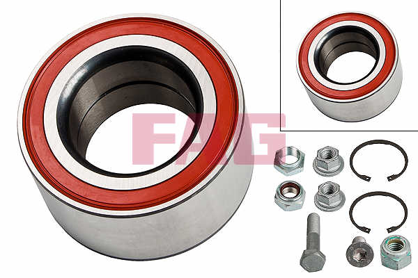 VW-VENTO-1H2-Wheel-Bearing-Kit-Front-91-to-98-FAG-191498625A-357407625-357498625