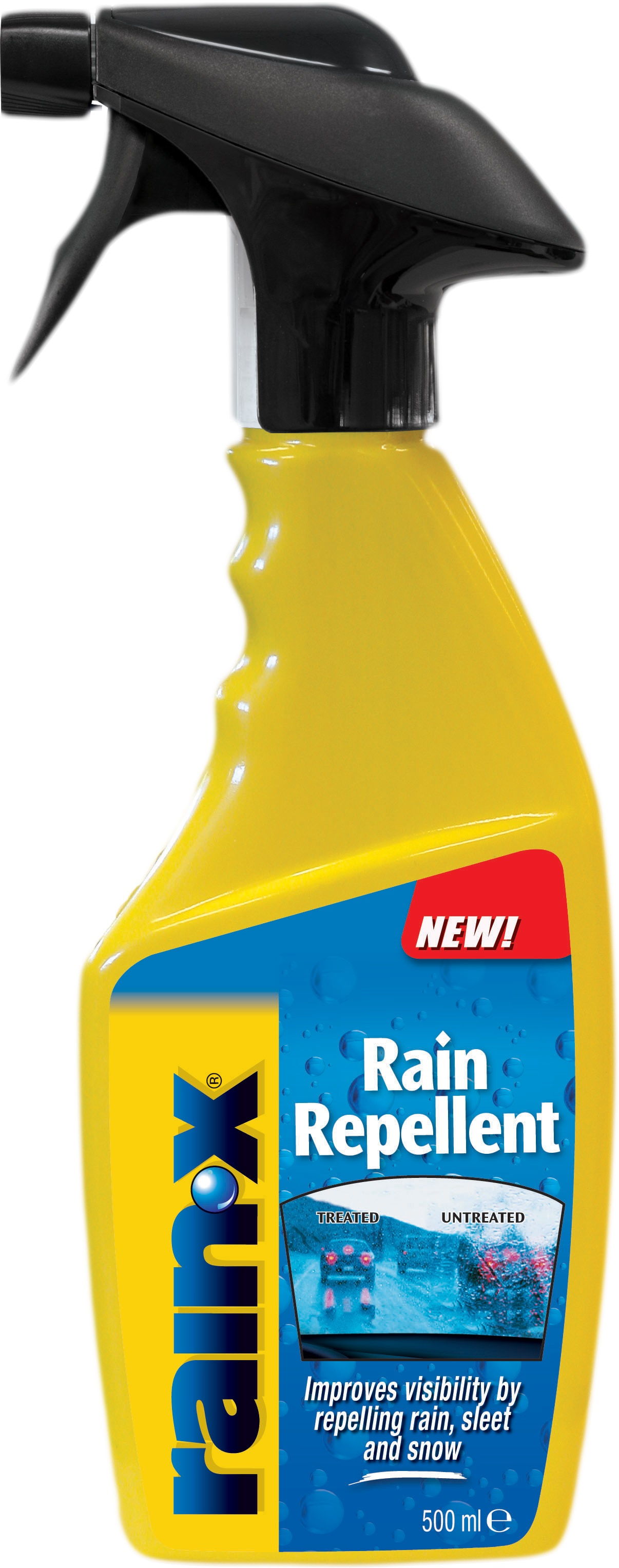 Rain X Rain X Rain Repellant Trigger 500ml 80199500
