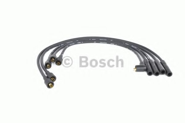 HT Leads Ignition Cables Set 0986356868 Bosch B868 Genuine Quality Replacement