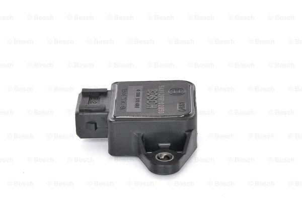 PEUGEOT Accelerator Throttle Position Sensor Potentiometer Bosch 1628L1 72408124