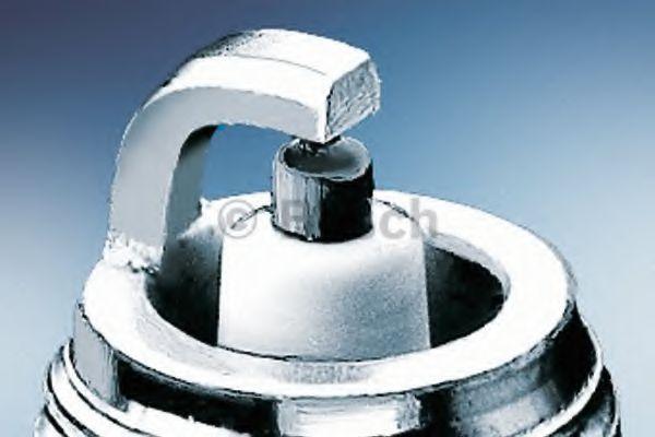 Spark Plugs Set 4x 0241145500 Bosch 12121312569 12121460799 12121460800 X5DC Neuf