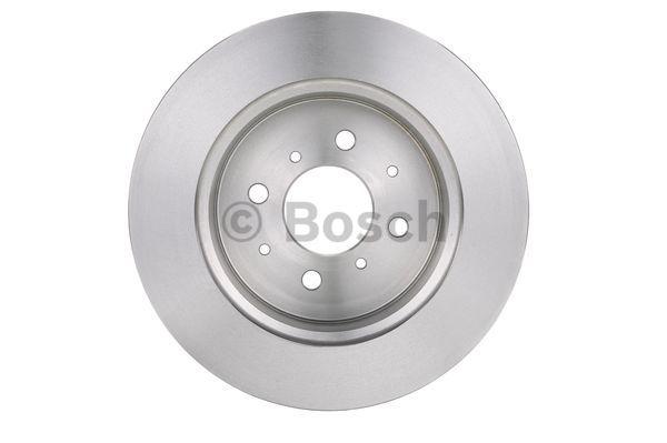 Pair 2x Brake Discs Solid fits HONDA CIVIC ES9 1.3 Rear 02 to 05 LDA1 260mm