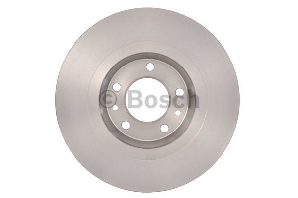 Pair Solid Rear 2.2 2.2D 05 to 10 290mm Set B/&B New PEUGEOT 607 2x Brake Discs