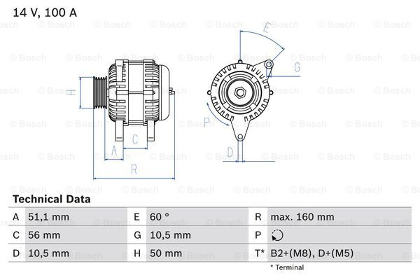 image is loading opel-zafira-a-2-0d-alternator-99-to-