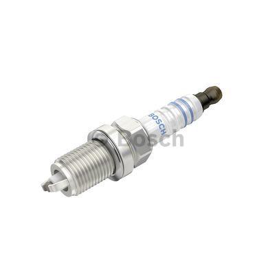 FR7LDC A4 4 X Bosch +7 A6 CABRIOLET CANDELE AUDI 1.6 e 1.8 NON TURBO A3