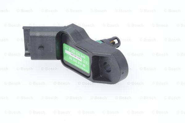 CITROEN C2 JM MAP Sensor 1.1 1.4 1.6 03 to 09 Manifold Pressure Bosch 1920AJ New