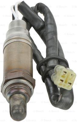 Lambda Sensor fits SUBARU FORESTER SG 2.0 LHD Only Post Cat 02 to 03 EJ201 Bosch