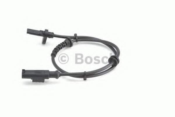 VAUXHALL CORSA D 1.0 ABS Sensor Rear 06 to 14 Wheel Speed Bosch 93189276 Quality